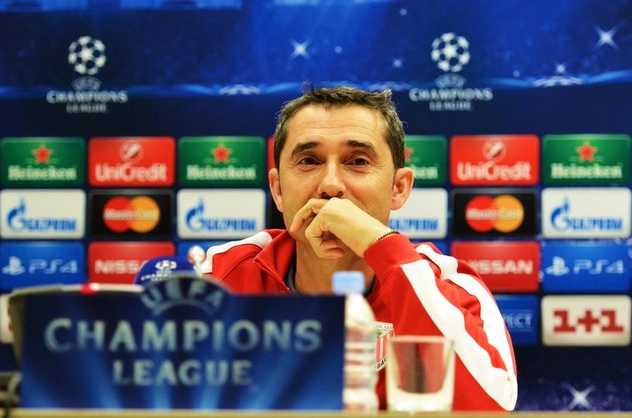 Ernesto Valverde new barcelona coach